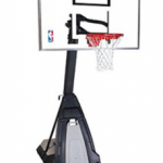 "NBA ""The Beast"" Portable Basketball System by Spalding Review"