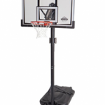 Spalding NBA Portable Basketball System with 60″ Acrylic Backboard Review