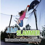 Jump Slammer Trampoline Basketball Hoop by Trampoline Pro Review