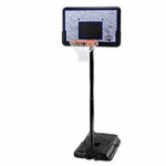 1221 Pro Court Height Adjustable Portable Basketball System Review