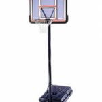 1269 Pro Court Height Adjustable Portable Basketball System Review